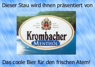 Krombacher menthol