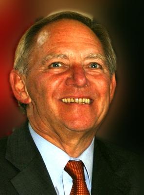 Verfassungsfeind Wolfgang Schäuble