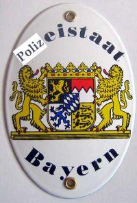 Polizeistaat Bayern